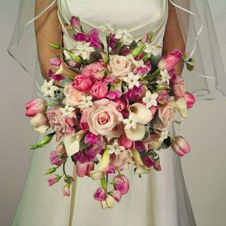 Sposa d'estate: i fiori per il bouquet