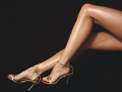 gambe lisce