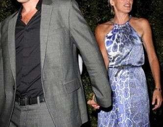 Sharon Stone e il baby fidanzato