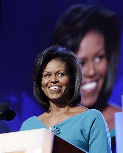 Michelle Obama e la moda dei democratici americani