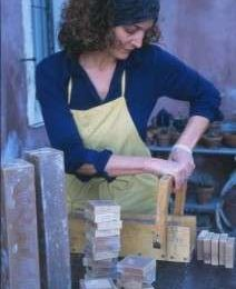 Sabrina Delfino e l'arte del sapone