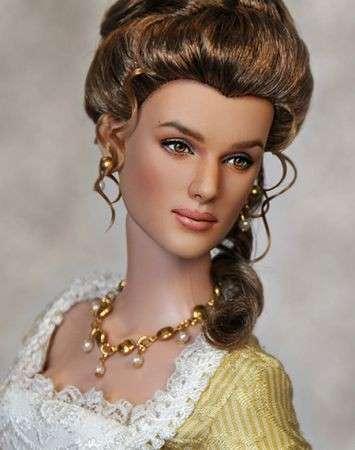 I divi di Hollywood diventano bambole