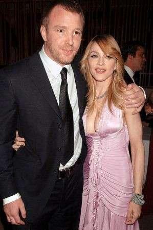 Madonna: imminente il divorzio dal marito Guy Ritchie