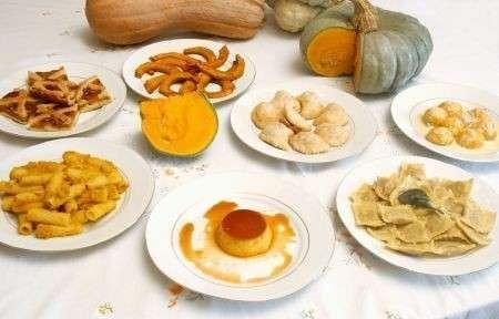 Halloween: menù a base di zucca