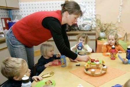 Micronido: occuparsi del proprio bambino e crearsi un lavoro