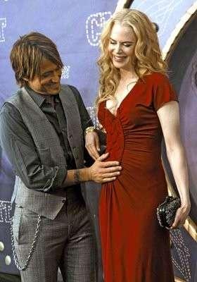 Nicole Kidman e il mestiere di mamma