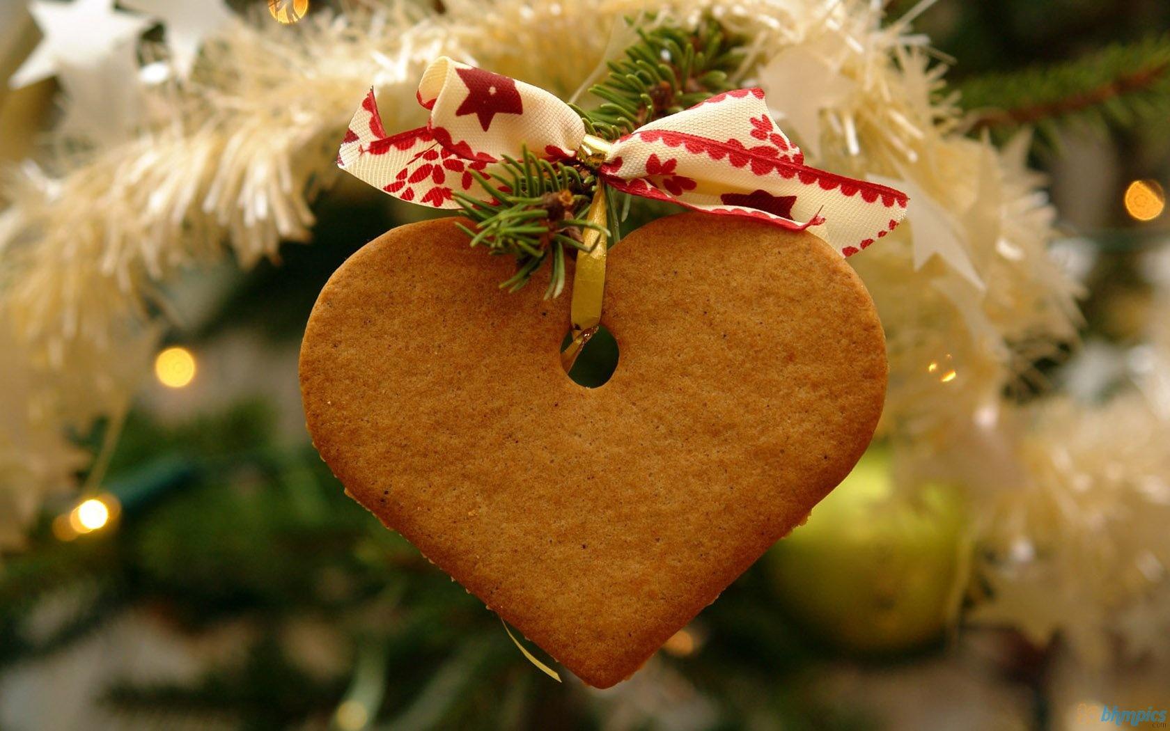 addobbi fai da te albero natale biscotto