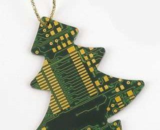 Addobbi Natale: decorazioni per albero fai da te