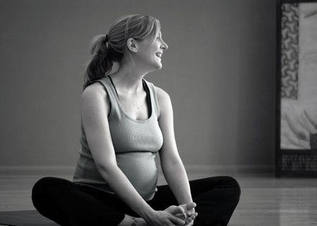 ginnastica gravidanza
