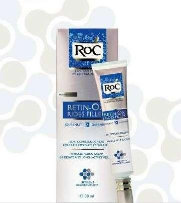 Pelle: nuova crema antirughe per il viso di Roc