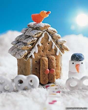 Biscotti Di Natale X Bambini.Dolci Di Natale Per Bambini Pourfemme