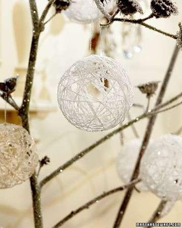 Perfect Addobbi Natalizi: Palline Per Albero Di Natale. GUARDA LE FOTO. Continuiamo  Con I Nostri Suggerimenti Per Bellissime Decorazioni Fai Da Te ...