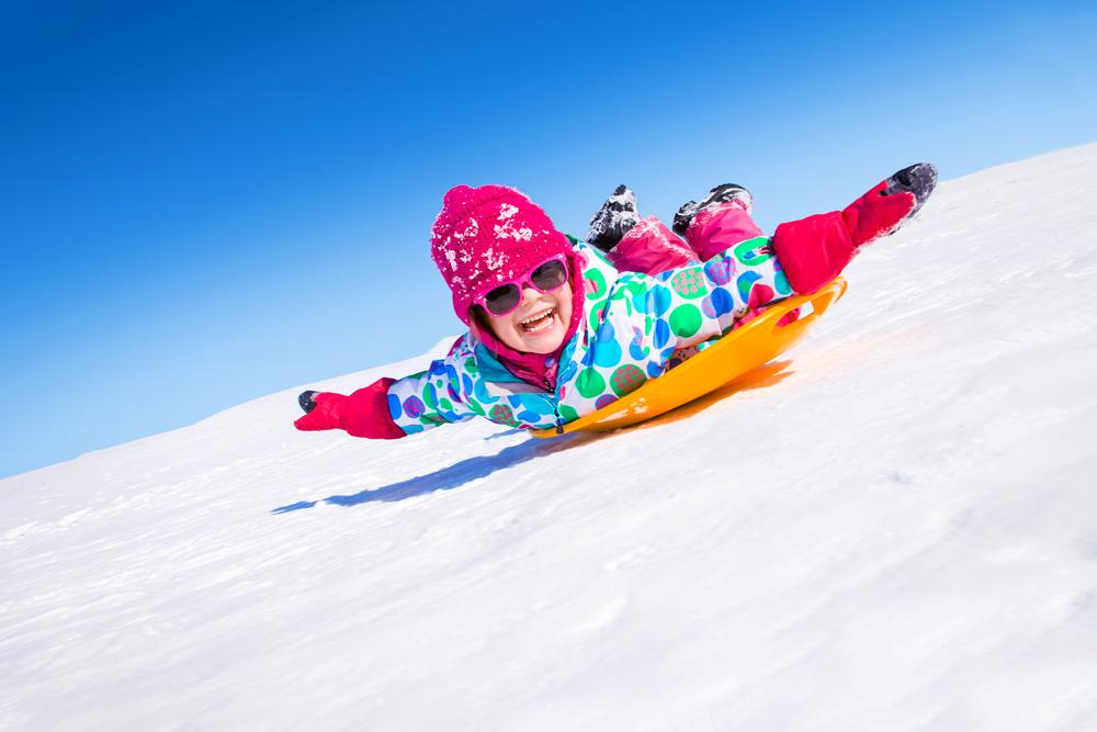 Bimbi: in vacacanza sulla neve