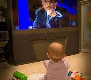 Bimbi: il loro rapporto con la televisone