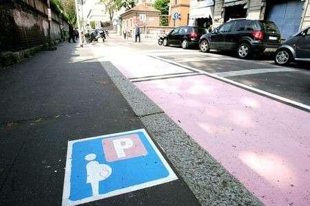 Donne: una petizione per avere i parcheggi rosa