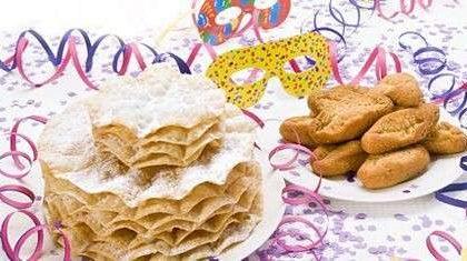 Carnevale 2009: le frittelle di frutta per i bambini