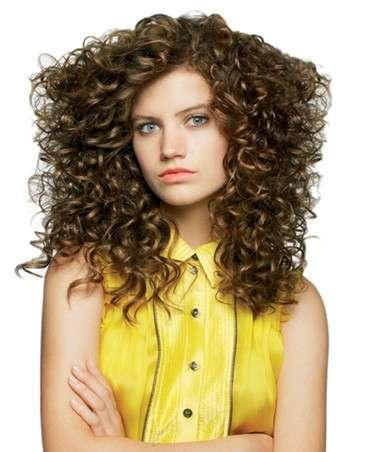Permanente per capelli lunghi