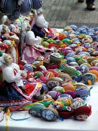 Pasqua 2009: i mercatini del Nord Europa