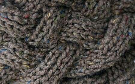 Lavori maglia: le trecce semplici [FOTO]