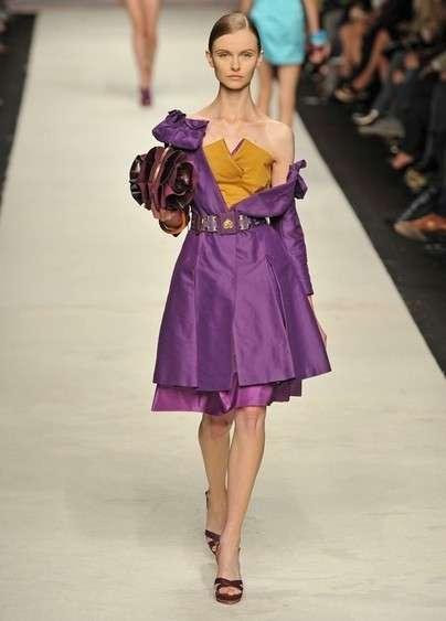 2392cb7007d9 Colori moda estate 2009  il viola