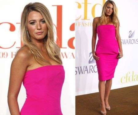 Fashion Awards 2009: look delle star