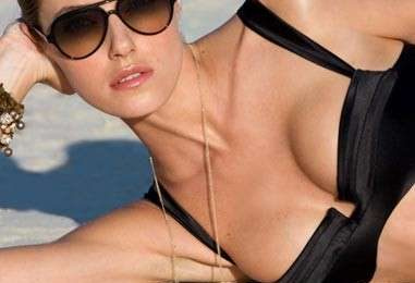 Calzedonia costumi: beach is chic