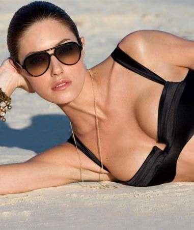 Calzedonia costumi: beach is chic