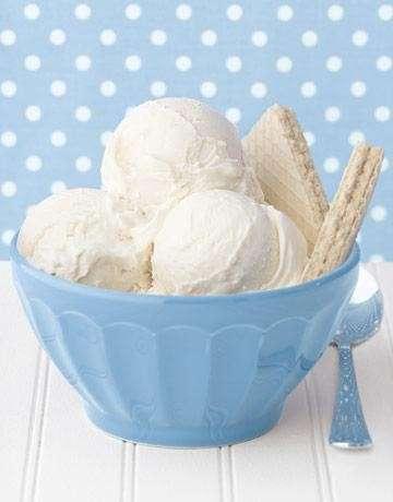 Gelato alla vaniglia, la ricetta
