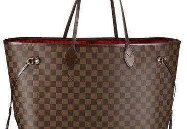 Louis Vuitton borse: Neverfull Bag Damier