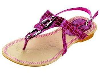 Scarpe estate 2009: sandali infradito