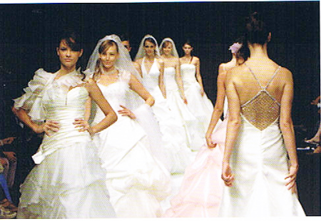 sfilata si sposa italia