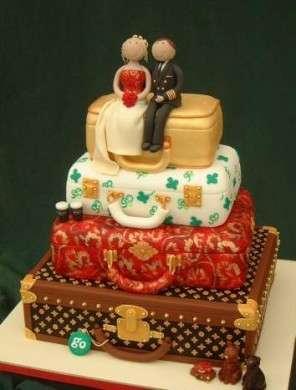 Torte nuziali: le foto di quelle più spettacolari