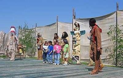 Weekend con i bambini al Cowboy's Guest Ranch