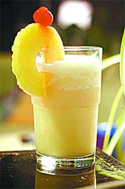 Ricette estive: frappè all'ananas