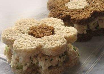 Ricette pic nic: sandwich al pollo