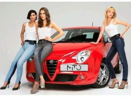 Alfa Romeo Mito: Linea Jeans donna