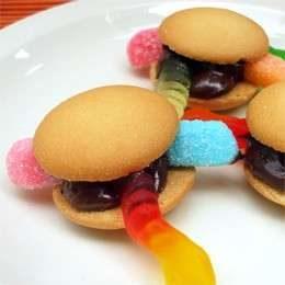 Ricette Halloween: biscottini mostruosi