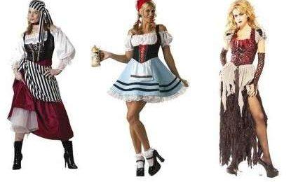 Halloween 2009: idee per i costumi