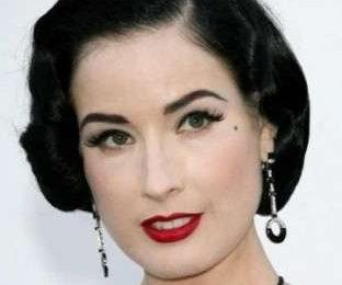 Make up: il trucco di Dita Von Teese