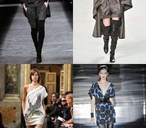 Stivali inverno 2010: i modelli più belli
