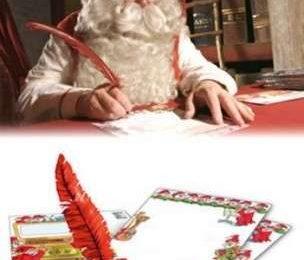 Natale 2009: come farsi scrivere una lettera da Babbo Natale