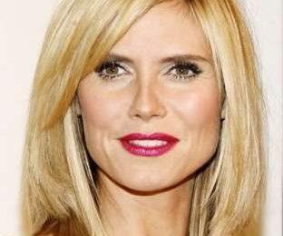 Il make up di Heidi Klum: ecco come farlo
