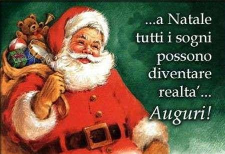 Frasi Natale Rime.Frasi Di Natale Da Scrivere Sui Bigliettini D Auguri Pourfemme