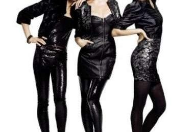 Abiti per capodanno 2010: le proposte H & M