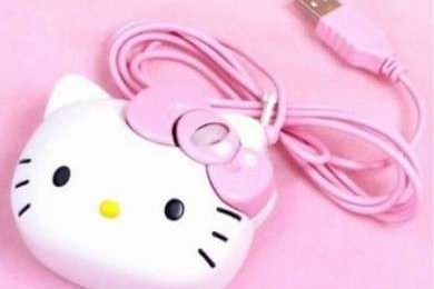 Idee Regalo Natale 2009: il mouse di Hello Kitty
