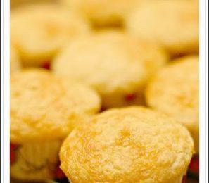 Ricette di Natale: muffin al formaggio
