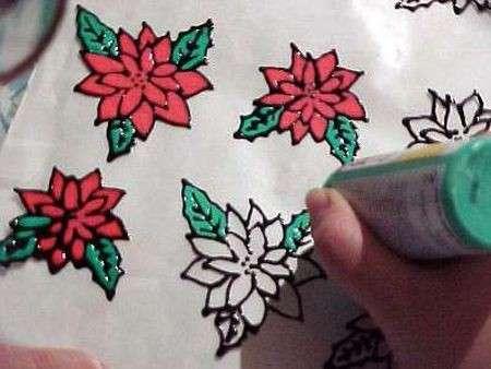 Decorazione Finestre Per Natale : Addobbi natalizi fai da te: decorazioni per le finestre pourfemme