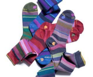 Tendenze moda: il calzino rattoppato