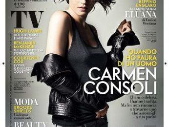 Carmen Consoli su Vanity Fair