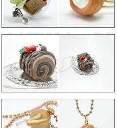 I bijoux golosi di Miam Jewelry